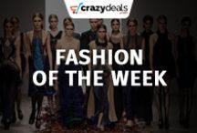 Fashion Of the Week - Arab & Dubai / Keep yourself up to date with the latest fashion trends of Arabs and Dubai. Take a look at crazydeals board and indulge yourself in Arab fashion