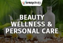 Beauty-Wellness and  Personal Care - Crazydeals / True beauty resides within all of us. Give your face a fabulous look, check our board to Browse through beauty products of famous brands.