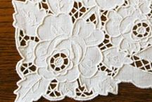 Richelieu / White Embroidery: Richelieu