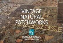 Vintage Natural Patchworks