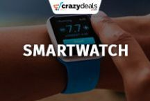 SmartWatch - Crazydeals / If you're in the market for a smartwatch that will play the role of your phone, here on crazydeals smartwatch board you will find the most trendy and stylish wearable tech for your wrist.