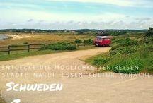Schweden  <3 / Ich liebe Schweden! Alles rund um Schweden: Reisen, Kultur, Sprache, Essen und Trinken, Städte und Natur, Dünen und Meer, Seen und Wälder. Ein Schwerpunkt: Roadtrip und Camping in Schweden.