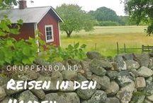 Reisen in den Norden / Ein Gruppenboard zu Reisen in die Nordischen Länder. Tipps für Skandinavienreisen und die schönsten Reiseziele in Schweden, Dänemark, Norwegen, Finnland, Island, Grönland, Åland und auf den Färöern.   Du möchtest auch mitmachen? Dann schreib mir einfach eine Nachricht. Bitte nicht mehr als 3 Pins am Tag. Kein Spam.