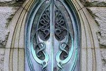 ART NOUVEAU / Art Nouveau, Jugendstil, Art Deco Jewelry, Art & Design