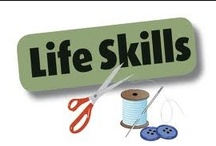 Life Skills / by The Big A Word
