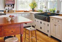 KITCHENS-COUNTRY,VINTAGE,PRIM / by Donilee Neeley