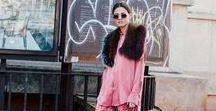 Streetstyle Inspiration / Streetstyle // Fashion Week // Paris London New York Berlin