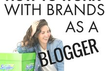 Tips and Tricks for Blogging - IG, YOUTUBE, PINTEREST / Pro-tips, infographics, advice