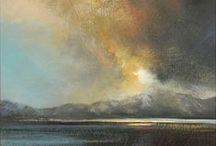 Isle of Arran Art paintings / Paintings by Jim Mackintosh - Isle of Arran Art