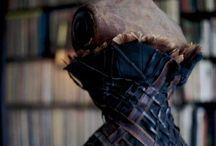 Corsets. / Historical & modern corsets.