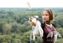 [Costume] Medieval Fantasy. / Costume inspirations.