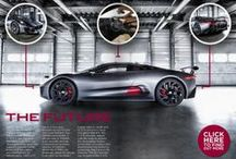 Car Features / Our features are designed to be informative and engaging. We explore traditional and alternative ways of creating captivating content, and here are a few examples from our magazines.