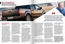 Business Insights / Global meets local in our Business Insight features. It's a space where global manufacturer's Directors and Executives give their insights and opinions about the current automotive industry. It's also the place where we showcase local businesses the dealerships work with.