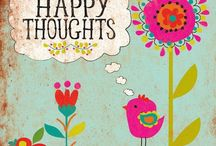 Happy Thoughts / by Brittney Tilynn Koonce