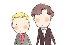 I AM [S][H][E][R]LOCKED / It's been too long since the last Sherlock episode and I'm not feeling very well...