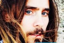 Jared Leto / A whole board dedicated to the amazing actor/singer Jared Leto and his band 30 Seconds to Mars