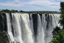 Victoria Falls ZIMBABWE &  other things of interest!!