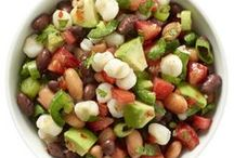 Teasdale Original Recipes / Teasdale Foods original recipes featuring our bean, hominy and sauce products collected from employees, partners and consumers.  Hominy   Garbanzo Beans   Pinto Beans   Black Beans   Kidney Beans   Peruvian Beans