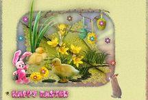 Easter - husvet - paste / Easter - Husvet _ Paste