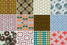 Patterns / Textile, wallpaper etc.