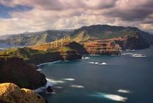 Madeira Island Nature / The most beautiful places that Madeira Island has to offer.