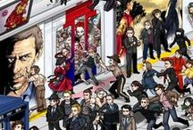 Fandoms Unite! / Mostly SuperWhoLock with some other fandoms thrown in here and there, as well as some general fandom stuff