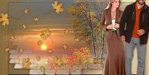 AUTUMN - TOAMNA - OSZ / *Beautiful  autumn  * Szep oszi kepek * Imagini frumoase de toamna