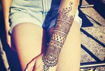 henna and designs ❤ / ❤