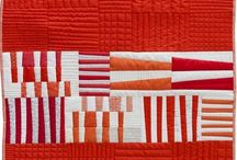 Bright quilt ideas / Log cabins and other quilts in full technicolor