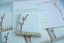 Wedding desserts / Wedding dessert inspiration