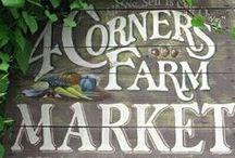 Ƭɦɛ Farmers' ᗰαɾƙεʈ / ❧ ❧ ❧