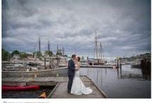 Camden Maine Weddings / The places, photographers, musicians, planners... The details for a classic Camden wedding.