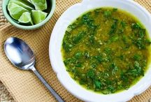 Soul in a bowl / Soups, curries, casseroles