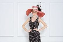 Derby Style / Derby dresses, hats and more...