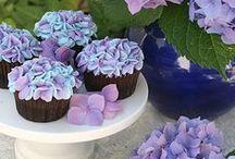 Cupcake Inspiration for Weddings & Bridal Shower / See Jane Sample Wedding & Bridal Shower desserts