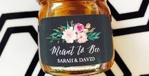 Wedding Favor Ideas / Holiday wedding favor ideas Jane Summers Blog #JaneSummersbride wedding inspiration