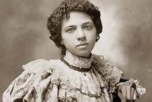 """βℓαcк Victoriana / In 2014, the """"Black Chronicles"""" exhibition in London displayed over 200 forgotten photographs of black Britons in the late 19th and early 20th century. Delicate, rare and striking..."""