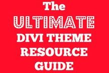 Divi WordPress Theme How To, Tips, Tricks / Divi WordPress Theme How To, Tutorials, Tips, Tricks and help to make your website beautiful and functional.