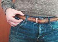 M+ Cinturones / Cinturones hechos a mano. Primera Calidad. Artesanía seleccionada por www.manosesmas.com.