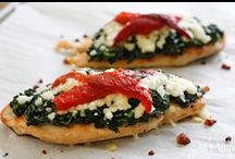 Eye Healthy Recipes / Tasty recipes that are easy on the eyes & packed with nutrients to support eye health!