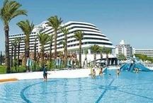 Tjingo: de populairste hotels  / Een overzicht van de populairste hotels geboekt bij Tjingo! Voor meer foto's en/of informatie over deze topaccommodaties kijk op www.tjingo.nl. #vakantie #hotels #zon