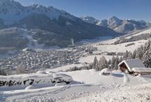 Sneeuwpret! / Het winter(sport)seizoen staat weer voor de deur! Op dit bord vind je de mooiste pistes, maar ook de leukste bestemmingen om te bezoeken in de winter. #vakantie #wintersport #sneeuw