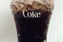 Beverage - Coca-Cola / Past and present Coke-related items / by MAJEK