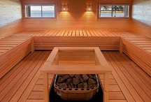 Sauna - once in a lifetime experience