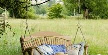 IMPRESSIONEN ♥ Garten Eden / Für alle die den Garten genießen, die Sommertage lieber Zuhause verbringen, als im nahegelegenen Park oder den Balkon zur grünen Oase machen wollen. Hier gibt es tolle Inspirationen.