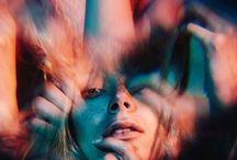 TREND distortion, kaleidoscope, graphics