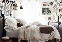 [Bedroom] / Bedroom inspiration, everything cute and cozy.