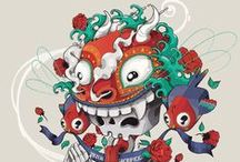 illustration / by Cameron Hancock