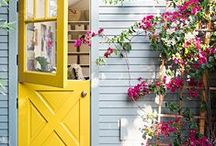 Doors, windows and porches
