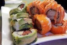More Sushi.....